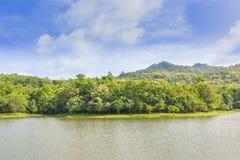 Jedkod Pongkonsao自然研究和生态旅游中心 免版税库存图片