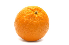 jedna pomarańcza zdjęcia stock