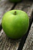jedno jabłko zdjęcia stock