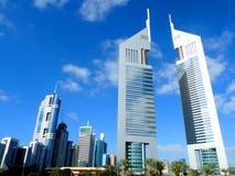 jednoczący Dubai arabscy emiraty obrazy royalty free