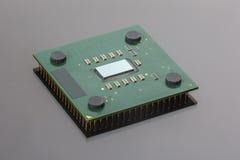 JEDNOSTKA CENTRALNA Nowożytna komputerowa procesor jednostka Zdjęcia Royalty Free