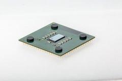 JEDNOSTKA CENTRALNA Nowożytna komputerowa procesor jednostka Zdjęcie Royalty Free