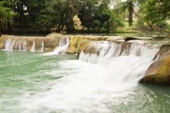 Jedsaownoi Wasserfall in ein nationales park1 Stockfoto