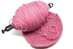 Jedwab crochet i. Zdjęcie Stock