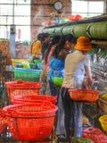 Jedwabniczy Fabryczny Wietnam Obraz Royalty Free