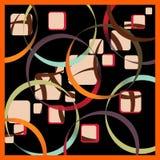 Jedwabniczy szalik Fotografia Stock