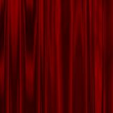 Jedwabniczy zmrok - czerwień Obrazy Royalty Free