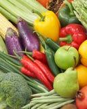 jedzenia zdrowi Obrazy Stock