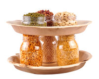 jedzenia zdrowi Obraz Royalty Free