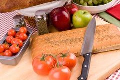 jedzenia zdrowi Obrazy Royalty Free