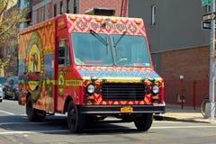 Jedzenie Ciężarowy Brooklyn Zdjęcie Stock