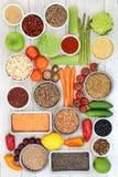 Jedzenie Detox wątróbka zdjęcia royalty free
