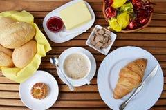 Jedzenie dla śniadania obrazy royalty free