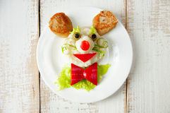 Jedzenie dla dziecka Fotografia Stock