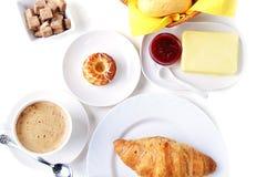 Jedzenie dla śniadania Zdjęcia Royalty Free