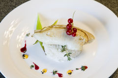 Jedzenie, dorsz, ryż, przygotowywający, ryba, owoce morza wyśmienity, polędwicowy, obiadowy, jarzynowy, barwi, pokrajać, posiłek, Zdjęcia Stock
