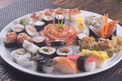 jedzenie japonese Fotografia Royalty Free