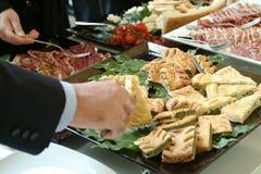 jedzenie kuchennych Obraz Stock
