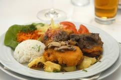 jedzenie na ślub zdjęcia royalty free