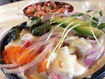 Jedzenie od Hawaje Zdjęcia Royalty Free