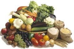 jedzenie organicznie Obraz Royalty Free
