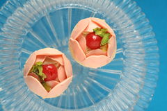 Jedzenie przekąsza cukierki piekarnię fesstival Zdjęcie Royalty Free