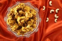 Jedzenie przekąsza cukierki piekarnię fesstival Obrazy Royalty Free
