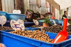 Jedzenie rynek Obraz Royalty Free