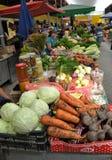 Jedzenie rynek w Chortkiv_7 Obraz Royalty Free