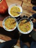 Jedzenie Sikkim zdjęcie stock