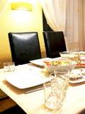 jedzenie stół obraz royalty free