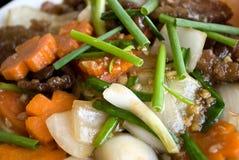 jedzenie tajlandzki Zdjęcie Stock