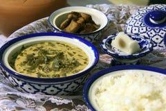 jedzenie tajlandzki Obraz Royalty Free