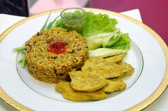 jedzenie tajlandzki Obrazy Stock