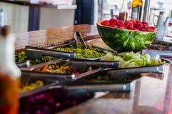 Jedzenie w jaźni usługa restauraci zdjęcie royalty free