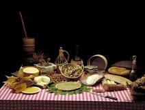 jedzenie we włoszech Zdjęcie Stock