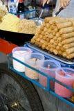 jedzenie z bangkoku street Fotografia Stock