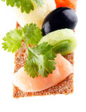 jedzenie zdrowy Obrazy Royalty Free