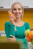 jedzenie zdrowy Zdjęcia Stock