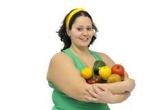 jedzenie zdrowy Zdjęcia Royalty Free