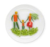 jedzenie zdrowy Obrazy Stock