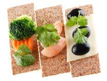 jedzenie zdrowy Zdjęcie Royalty Free