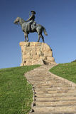 jeździec Windhoek Zdjęcia Royalty Free