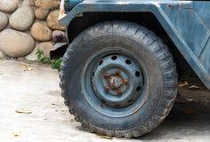 jeep Royalty-vrije Stock Afbeeldingen