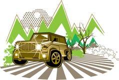 Jeep Royalty Free Stock Photo
