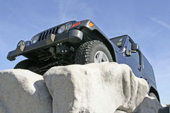 Jeep Immagine Stock