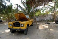 Jeep Stock Image