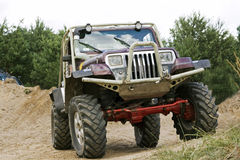 Jeep photos stock