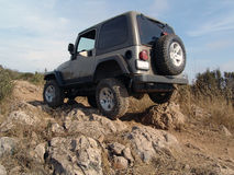 jeep Obrazy Stock