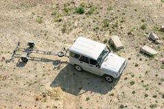 Jeep Imagen de archivo